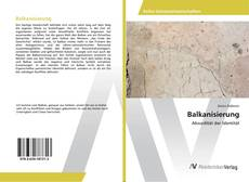 Bookcover of Balkanisierung