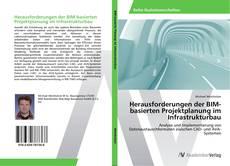 Buchcover von Herausforderungen der BIM-basierten Projektplanung im Infrastrukturbau