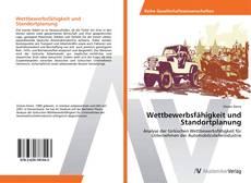 Bookcover of Wettbewerbsfähigkeit und Standortplanung