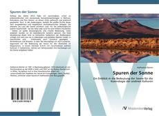 Buchcover von Spuren der Sonne