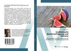 Buchcover von Intellektuelle Beeinträchtigung und Demenz