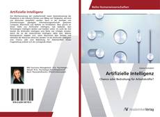 Capa do livro de Artifizielle Intelligenz