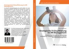 Buchcover von Strategische Frühaufklärung im HR-Management
