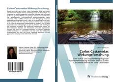Capa do livro de Carlos Castanedas Wirkungsforschung