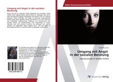 Bookcover of Umgang mit Angst in der sozialen Beratung
