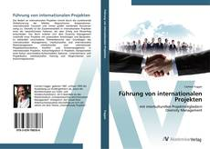 Capa do livro de Führung von internationalen Projekten