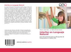 Portada del libro de Interfaz en Lenguaje Natural