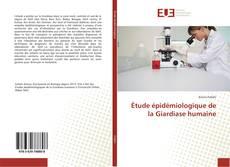 Copertina di Étude épidémiologique de la Giardiase humaine