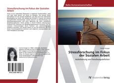 Обложка Stressforschung im Fokus der Sozialen Arbeit