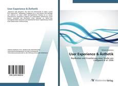 Buchcover von User Experience & Ästhetik