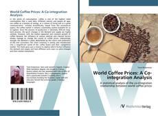 Обложка World Coffee Prices: A Co-integration Analysis