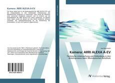 Portada del libro de Kamera: ARRI ALEXA A-EV