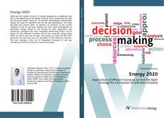 Energy 2020 kitap kapağı