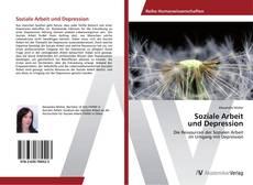 Capa do livro de Soziale Arbeit und Depression