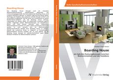 Bookcover of Boarding House