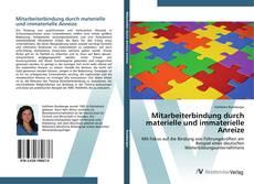 Buchcover von Mitarbeiterbindung durch materielle und immaterielle Anreize