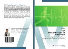 Couverture de PiP Physiotherapie im Pflegeheim