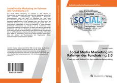 Bookcover of Social Media Marketing im Rahmen des Fundraising 2.0