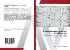 Capa do livro de Soziale Bewegungen und Soziale Arbeit