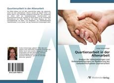 Buchcover von Quartiersarbeit in der Altenarbeit