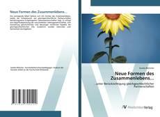 Bookcover of Neue Formen des Zusammenlebens...