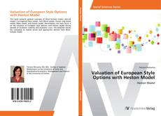 Capa do livro de Valuation of European Style Options with Heston Model