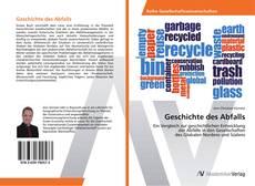 Portada del libro de Geschichte des Abfalls
