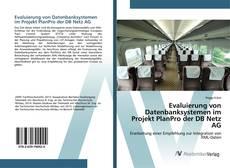 Evaluierung von Datenbanksystemen im Projekt PlanPro der DB Netz AG kitap kapağı