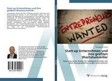 Buchcover von Start-up Unternehmen und ihre größten Wachstumskiller