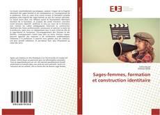 Buchcover von Sages-femmes, formation et construction identitaire