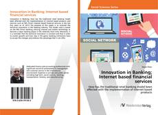 Buchcover von Innovation in Banking; Internet based financial services
