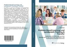 Bookcover of Problem-Based-Learning und Lernbereich Training & Transfer