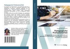 Обложка Pädagogische Professionalität
