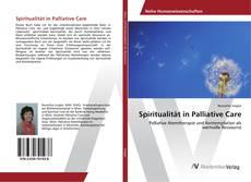 Buchcover von Spiritualität in Palliative Care