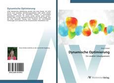 Capa do livro de Dynamische Optimierung
