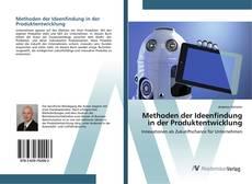 Bookcover of Methoden der Ideenfindung in der Produktentwicklung
