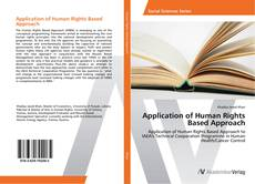 Borítókép a  Application of Human Rights Based Approach - hoz