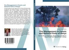Bookcover of Fire Management in Forests and National Parks of Kenya