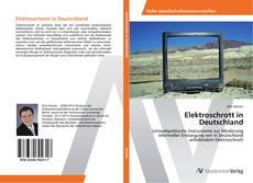 Bookcover of Elektroschrott in Deutschland