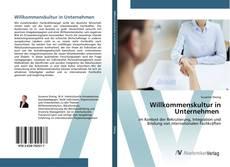 Borítókép a  Willkommenskultur in Unternehmen - hoz
