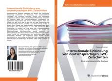 Capa do livro de Internationale Einbindung von deutschsprachigen BWL-Zeitschriften