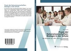 Praxis der Naturwissenschaften- Biologie in der Schule的封面