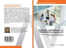 Feedback und Reflexion im MitarbeiterInnengespräch的封面