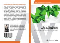 Buchcover von Umweltpolitische Assessment-Studien