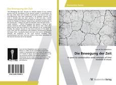 Bookcover of Die Bewegung der Zeit