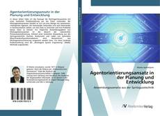 Buchcover von Agentorientierungsansatz in der Planung und Entwicklung