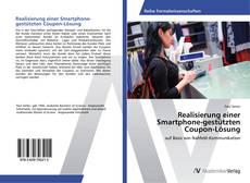 Buchcover von Realisierung einer Smartphone-gestützten Coupon-Lösung
