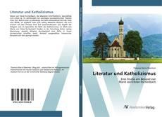 Literatur und Katholizismus kitap kapağı