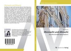 Buchcover von Ohnmacht und Allmacht