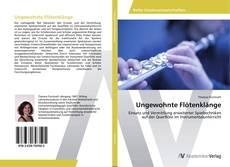 Ungewohnte Flötenklänge的封面